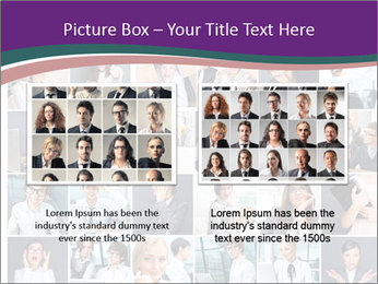 Office employee PowerPoint Templates - Slide 18