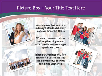Office employee PowerPoint Templates - Slide 24