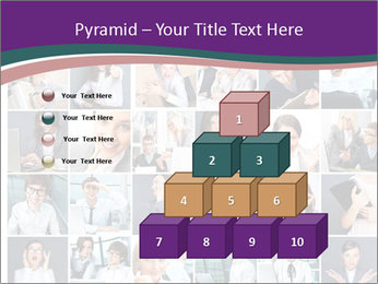 Office employee PowerPoint Templates - Slide 31