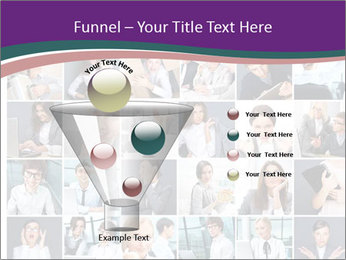 Office employee PowerPoint Templates - Slide 63