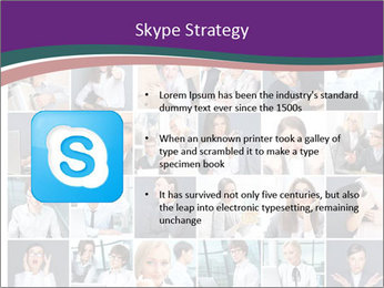 Office employee PowerPoint Templates - Slide 8