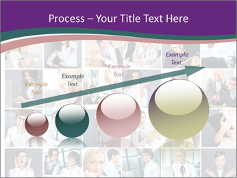 Office employee PowerPoint Templates - Slide 87