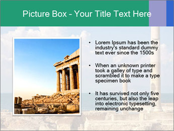 Columns PowerPoint Template - Slide 13