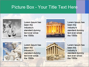 Columns PowerPoint Template - Slide 14