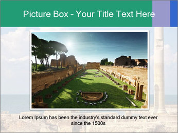 Columns PowerPoint Template - Slide 16