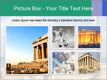 Columns PowerPoint Template - Slide 19
