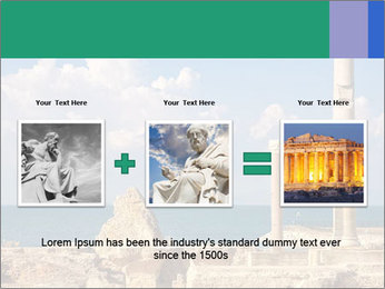 Columns PowerPoint Template - Slide 22
