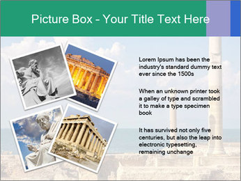Columns PowerPoint Template - Slide 23