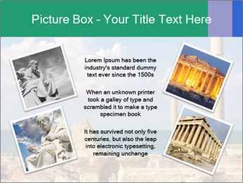 Columns PowerPoint Template - Slide 24