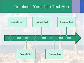 Columns PowerPoint Templates - Slide 28