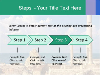 Columns PowerPoint Template - Slide 4