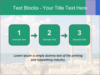 Columns PowerPoint Template - Slide 71