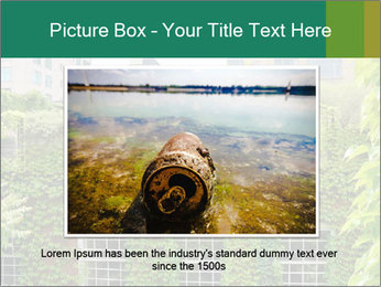 Green house PowerPoint Template - Slide 16