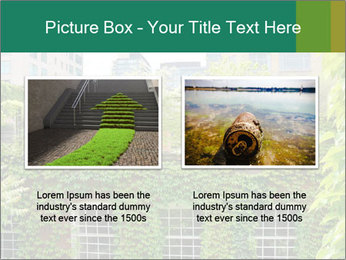 Green house PowerPoint Template - Slide 18