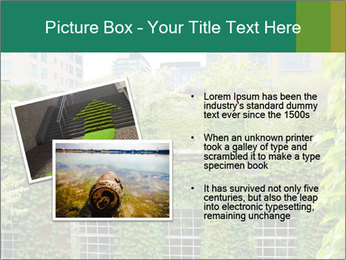 Green house PowerPoint Template - Slide 20