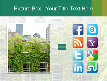 Green house PowerPoint Template - Slide 21