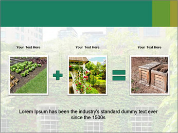 Green house PowerPoint Template - Slide 22