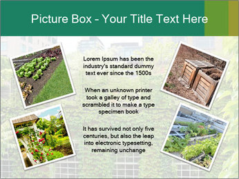 Green house PowerPoint Template - Slide 24