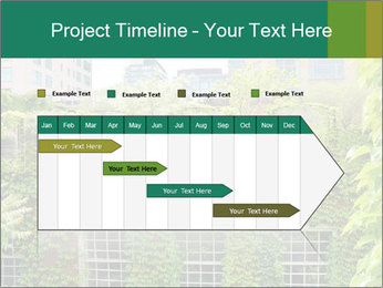 Green house PowerPoint Template - Slide 25