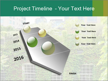 Green house PowerPoint Template - Slide 26