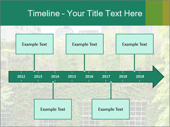 Green house PowerPoint Template - Slide 28