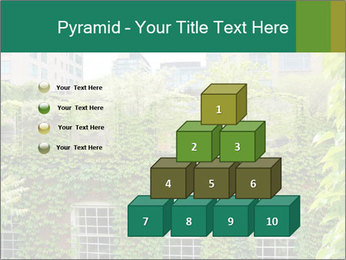 Green house PowerPoint Template - Slide 31