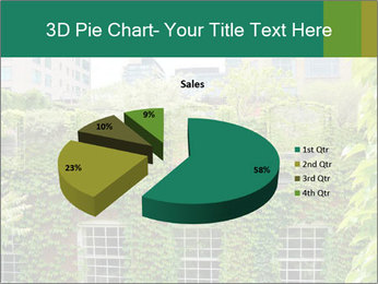 Green house PowerPoint Template - Slide 35