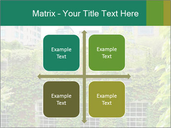 Green house PowerPoint Template - Slide 37