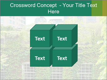 Green house PowerPoint Template - Slide 39