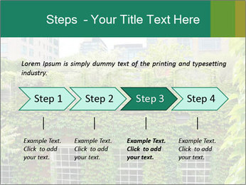 Green house PowerPoint Template - Slide 4