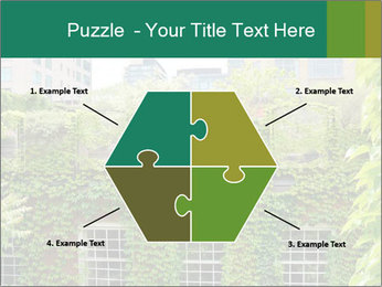 Green house PowerPoint Template - Slide 40