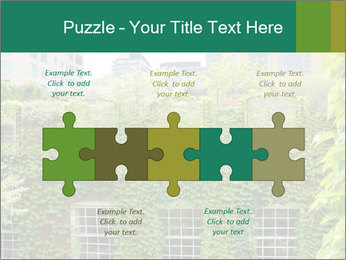 Green house PowerPoint Template - Slide 41