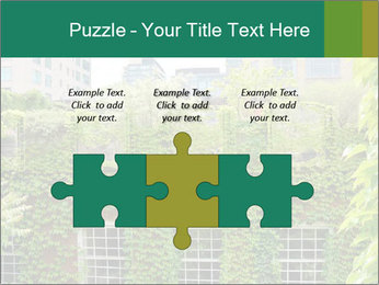 Green house PowerPoint Template - Slide 42
