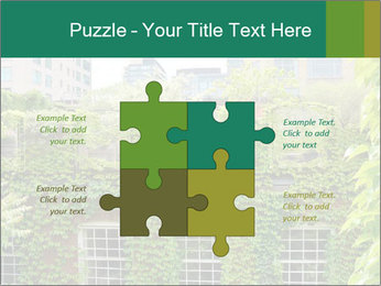 Green house PowerPoint Templates - Slide 43