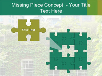 Green house PowerPoint Template - Slide 45