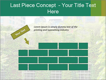Green house PowerPoint Template - Slide 46