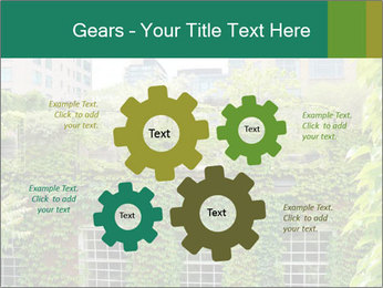 Green house PowerPoint Template - Slide 47
