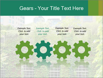 Green house PowerPoint Template - Slide 48