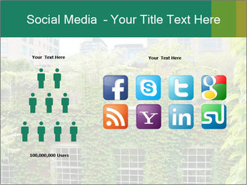 Green house PowerPoint Templates - Slide 5