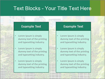 Green house PowerPoint Templates - Slide 57