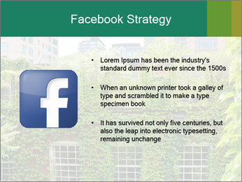 Green house PowerPoint Templates - Slide 6