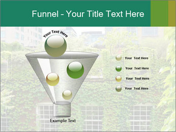 Green house PowerPoint Template - Slide 63