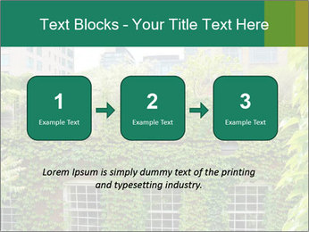 Green house PowerPoint Template - Slide 71