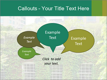 Green house PowerPoint Template - Slide 73