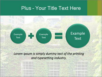 Green house PowerPoint Template - Slide 75