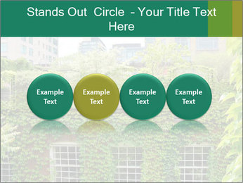Green house PowerPoint Template - Slide 76