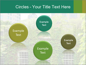 Green house PowerPoint Template - Slide 77