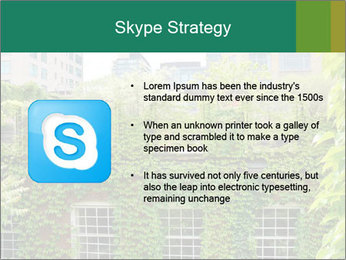 Green house PowerPoint Template - Slide 8