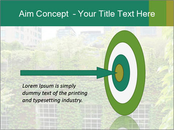 Green house PowerPoint Template - Slide 83