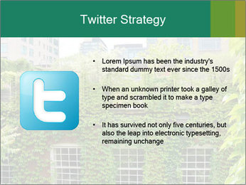 Green house PowerPoint Template - Slide 9